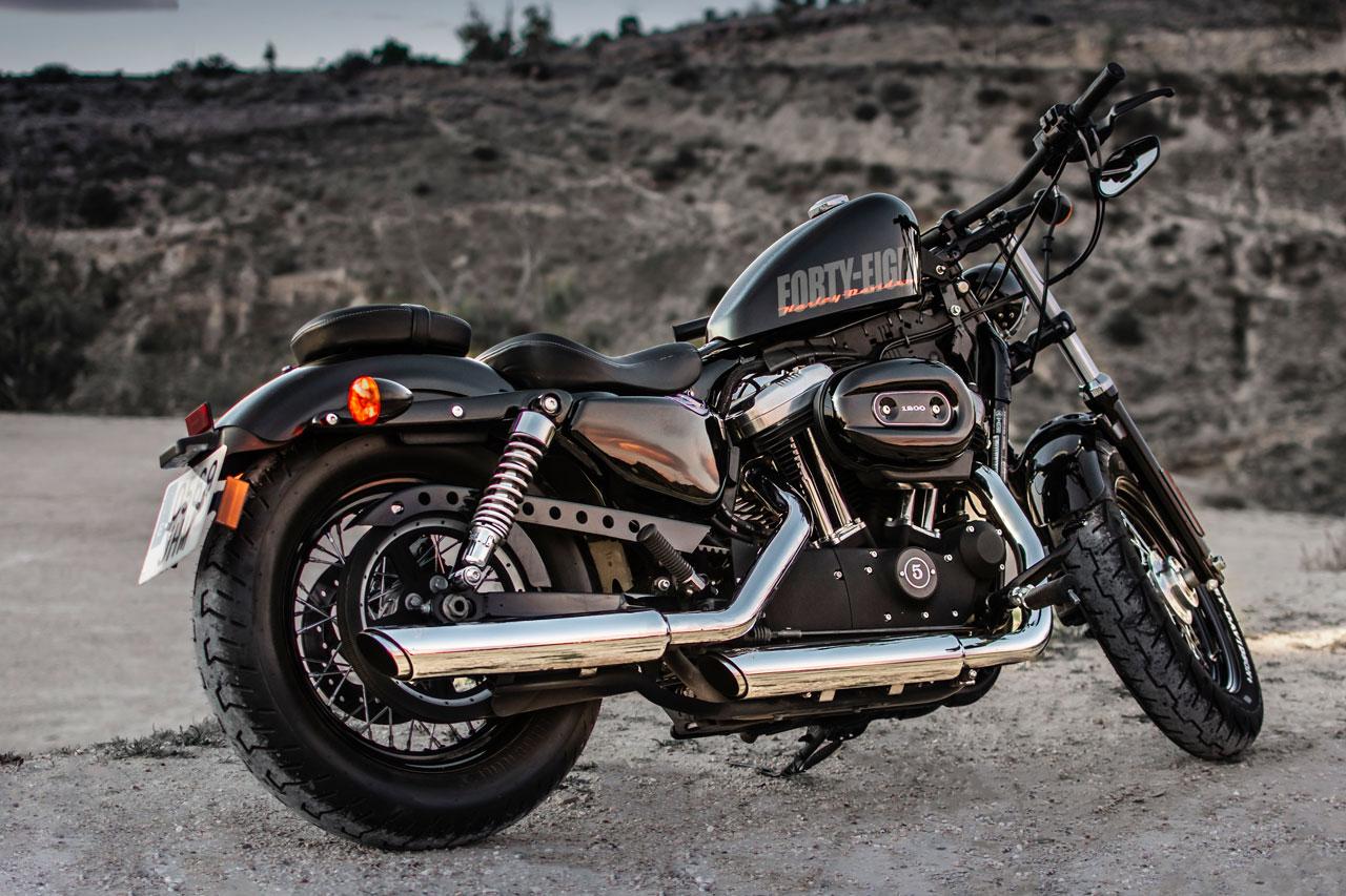 Harley Davidson Sporter 1200