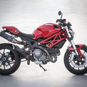 Ducanti Monster 796