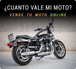 ¿Cuanto vale mi moto?