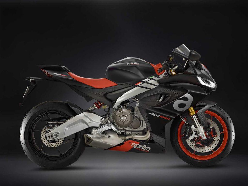 2020 Aprilia RS 660