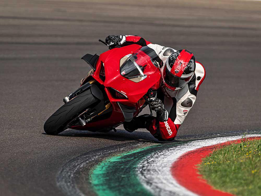2020 Ducati Panigale V4 y Panigale V4 S