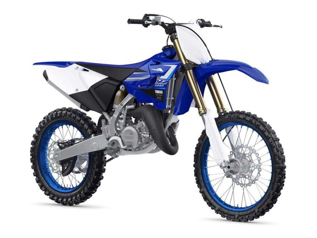 2020 Yamaha YZ125X