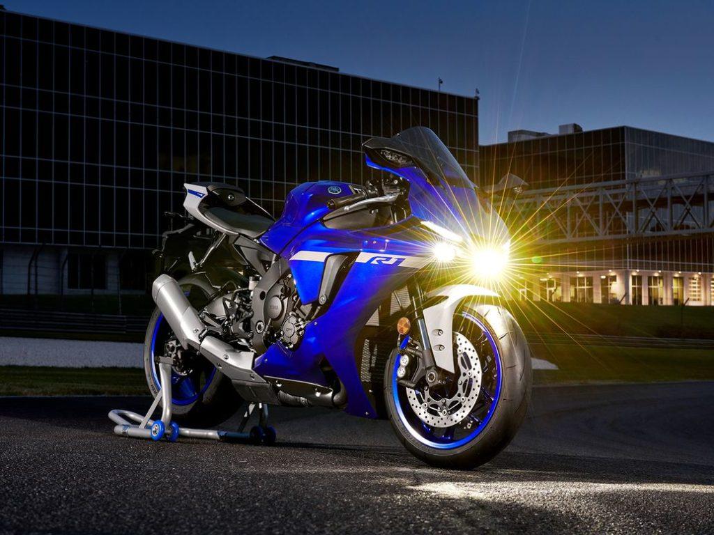 2020 Yamaha YZF-R1 y YZF-R1M