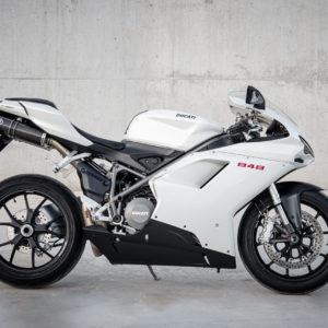 Ducati 848 Superbike SBK Termignoni