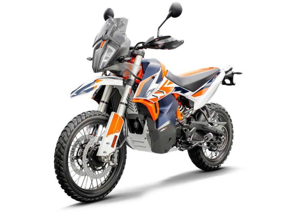 Rally de aventura 2020 KTM 790 Rally