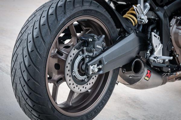 Honda CB 650 R Akrapovic 2020
